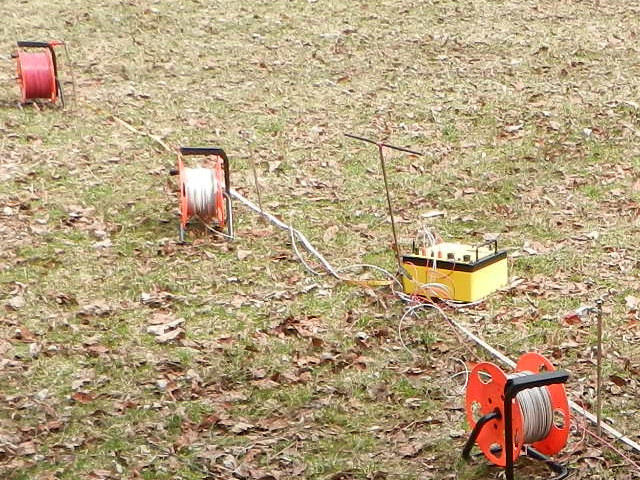 Resistivity Meter AGI MiniSting Electrical