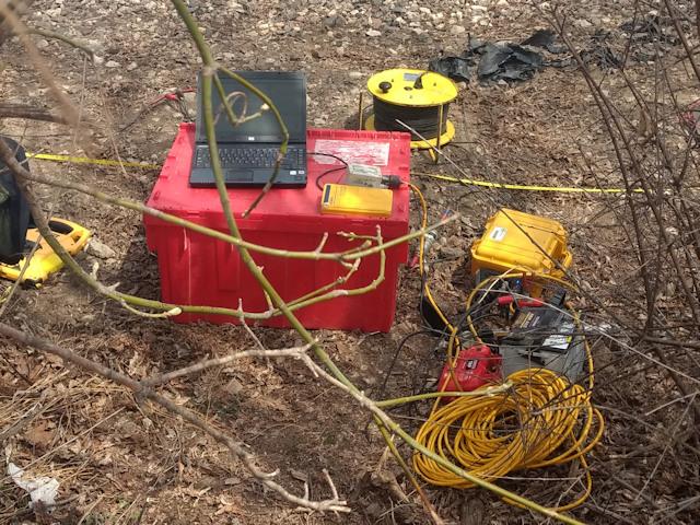 Geometrics Geode Seismographs Geophones Land Streamers Equipment Rental