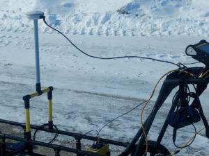 Hemisphere A101 GPS DGPS with GPR
