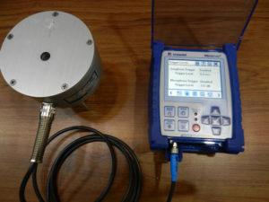 Instantel Micromate ground vibration monitor