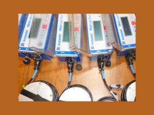 Instantel Minimate Plus ground vibration monitor